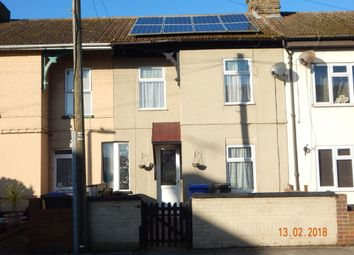 Thumbnail 3 bed terraced house to rent in Selby Street, Lowestoft