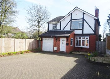 Thumbnail 4 bedroom detached house for sale in Grindley Lane, Meir Heath