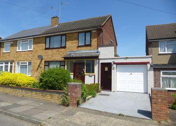 Thumbnail 3 bedroom terraced house for sale in Edgehill Road, Duston, Northampton