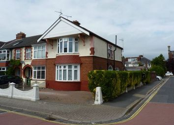 Thumbnail 3 bedroom property to rent in Chatsworth Avenue, Cosham, Portsmouth