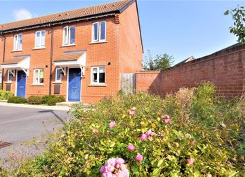 Thumbnail 2 bed end terrace house for sale in The Poplars, Harwell, Didcot