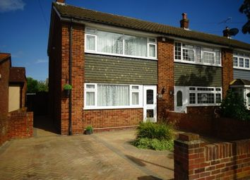 Thumbnail 2 bed end terrace house for sale in Chalmers Road East, Ashford
