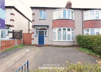 3 bed semi-detached house for sale in Trellewelyn Road, Rhyl LL18
