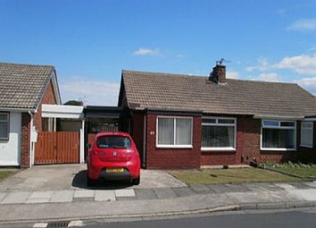 Thumbnail 2 bed bungalow for sale in Walworth Close, Redcar