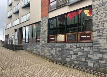 Thumbnail Restaurant/cafe to let in Meridian Wharf, Trawler Road, Marina, Swansea