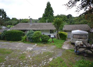 Thumbnail 3 bed detached bungalow for sale in Cwmhiraeth, Velindre, Llandysul
