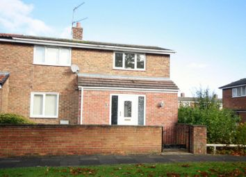 Thumbnail 2 bed end terrace house to rent in Shafto Way, Newton Aycliffe
