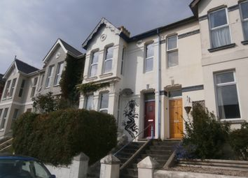 Thumbnail 4 bed terraced house to rent in Salisbury Road, Plymouth