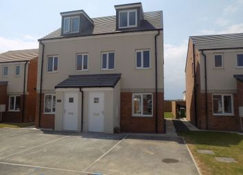 Thumbnail 3 bed semi-detached house to rent in Old Cemetery Road, Hartlepool