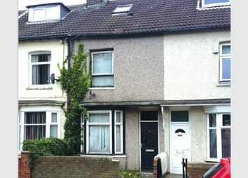 Thumbnail 2 bed terraced house for sale in 11 Allinson Street, Middlesbrough, Teesside