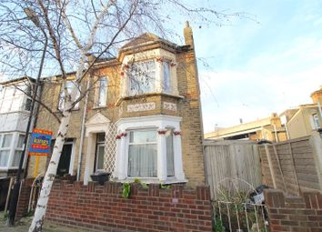 Thumbnail 3 bed end terrace house for sale in Leopold Road, Edmonton