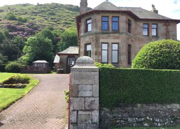 Thumbnail 5 bed detached house for sale in Kilkerran Road, Campbeltown