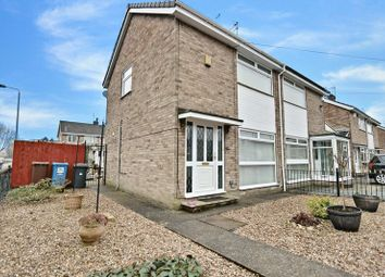 Thumbnail 2 bedroom semi-detached house for sale in Sylvia Close, Hull