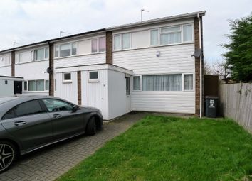 Thumbnail 3 bed end terrace house to rent in Kingswood Close, Orpington