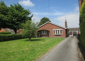 Thumbnail 2 bed detached bungalow for sale in Newthorpe Common, Newthorpe, Nottingham