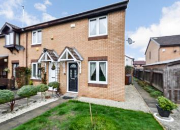 Thumbnail 2 bed end terrace house to rent in Fossdale Close, Howdale Road, Hull