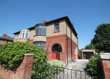 Thumbnail 3 bed semi-detached house for sale in Burnington Drive, Willington, Crook