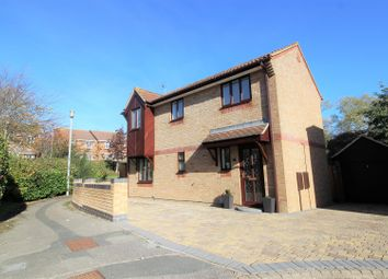 Thumbnail 4 bed detached house for sale in Sandwood Close, Sparcells, Swindon