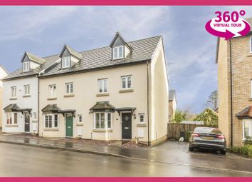 Thumbnail 4 bed end terrace house for sale in Whitworth Square, Cardiff