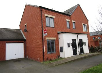 Thumbnail 3 bed semi-detached house for sale in Coningsby Drive, Ettingshall, Wolverhampton