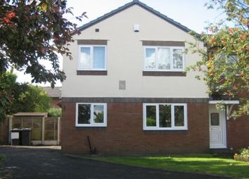 Thumbnail 2 bed property to rent in Ashmore Close, Middlewich