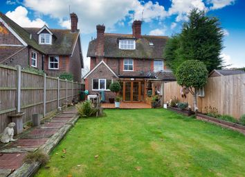 Thumbnail 3 bed semi-detached house for sale in Henfield Road, Cowfold, Horsham