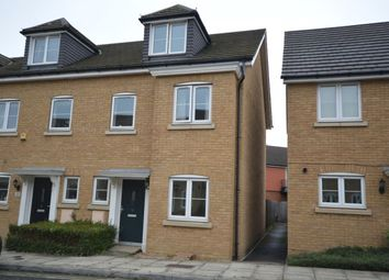 Thumbnail 3 bed property for sale in Horace Road, Rochester