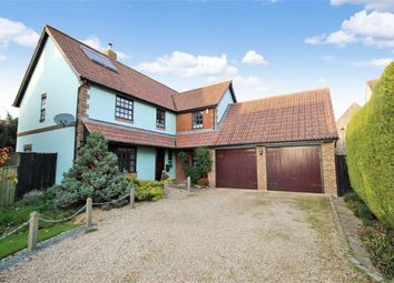 Thumbnail 4 bed detached house for sale in Lyall Close, Blunsdon St Andrew, Wiltshire