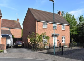 Thumbnail 4 bedroom detached house for sale in Thatcham Road, Walton Cardiff, Tewkesbury