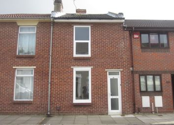 Thumbnail 2 bed terraced house for sale in Boulton Road, Southsea