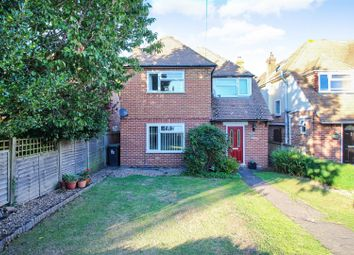 Thumbnail 3 bed detached house for sale in Lesley Avenue, Canterbury