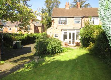 Thumbnail 3 bed semi-detached house for sale in The Green, Hartford, Northwich