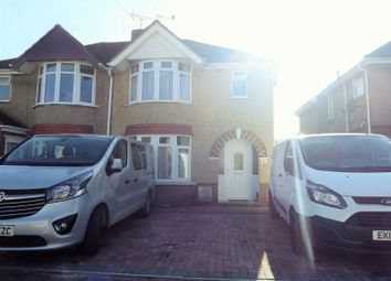 Thumbnail 3 bed semi-detached house for sale in Westbrook Road, Swindon