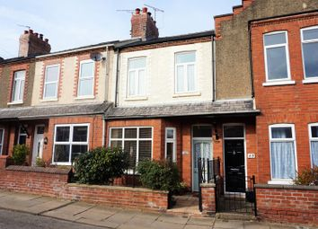 Thumbnail 2 bed town house for sale in Jamieson Terrace, York