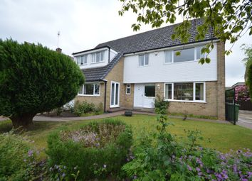 Thumbnail 5 bed detached house for sale in Rosedale Avenue, Sandal, Wakefield