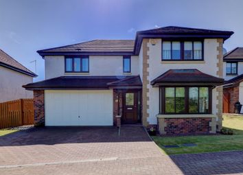 Thumbnail 5 bed property for sale in Patrickbank Crescent, Elderslie, Johnstone