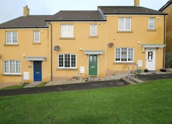 Thumbnail 3 bed terraced house to rent in Larcombe Road, St. Austell