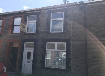3 bed terraced house for sale in David Street, Treherbert, Treorchy, Rhondda, Cynon, Taff. CF42