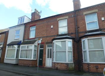 Thumbnail 3 bed terraced house to rent in Claude Street, Nottingham