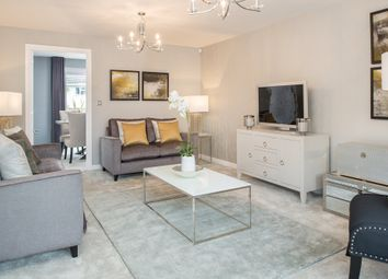 "Thumbnail 4 bed detached house for sale in ""Cambridge"" at Charlton Park, Midsomer Norton, Radstock"
