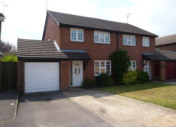 Thumbnail 3 bedroom property to rent in Ruby Close, Wokingham