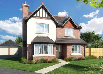 Thumbnail 4 bedroom detached house for sale in Liverpool Road, Hutton, Preston