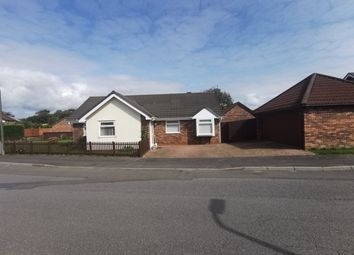 Thumbnail 3 bed bungalow to rent in Heol Pentre Bach, Gorseinon