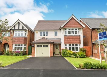Thumbnail 4 bed detached house for sale in Berry Avenue, Whittle-Le-Woods, Chorley, Lancashire