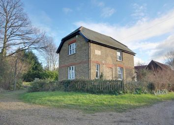 Thumbnail 3 bedroom detached house to rent in Sawbridgeworth Road, Little Hallingbury, Herts
