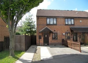 Thumbnail 2 bed end terrace house for sale in Swallowdale Road, Sinfin, Derby