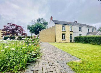 Thumbnail 3 bed semi-detached house for sale in Westfield Road, Waunarlwydd, Swansea