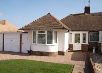 Thumbnail 3 bed semi-detached bungalow for sale in Brightling Road, Polegate