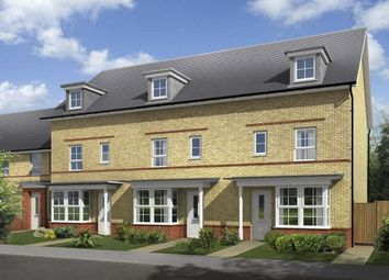 """Thumbnail 4 bedroom terraced house for sale in """"Woodbridge"""" at Frenchs Avenue, Dunstable"""
