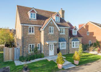 Thumbnail 6 bed detached house for sale in Dexter Close, Kennington, Ashford